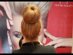 Cómo hacer el peinado de Rihanna en British Fashion Awards