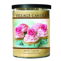 Vanilla Cupcake - Village Candle