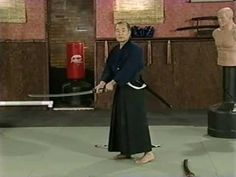 Introduction to Iaido, part 4: Swinging the sword