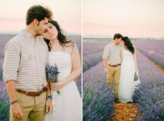 Lavender Field Couples Shoot in Spain by Natalia Ortiz Wedding Planner Spain Wedding Abroad, Lavender Fields, Couple Shoot, Love Story, Wedding Planner, Spain, Couples, Wedding Planer, Sevilla Spain