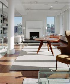 Flatiron Duplex Loft by Shelton Mindel & Associates