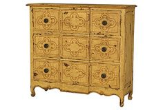 Tall 3 Drawer Chest >> beautiful!