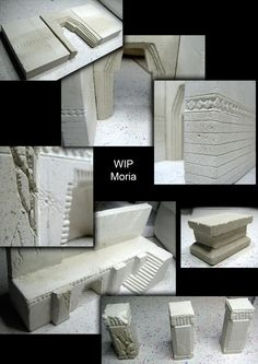 WIP moria - 14 fevrier 2013 by Arnolf