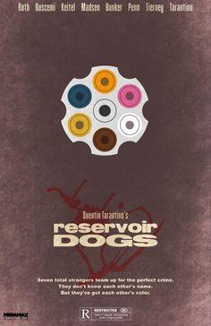 #OnThisDay 23/10/1992 Reservoir Dogs was released. #QuentinTarantino @MoMoviethinking @BestFilmPosters @Filmposterart