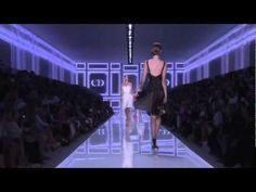 ▶ Desfile Dior-Paris Fashion week- Verão 2012 - YouTube