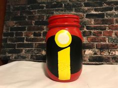 Excited to share this item from my shop: Incredibles Centerpieces, Incredibles Birthday Party 70th Birthday Parties, Third Birthday, Birthday Celebration, Boy Birthday, Birthday Cards, Prince Birthday, Birthday Ideas, History Of Birthdays, First Birthdays