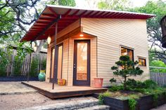 I need this building as my studio/wood shop/reading knook. // Kartwheel