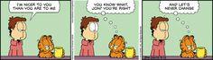Garfield Comic Strip, September 13, 2016     on GoComics.com