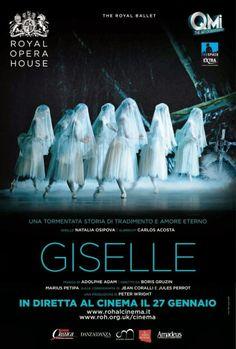 Eventi News 24: Giselle - IN DIRETTA AL CINEMA l'emozione della Royal Opera House - Il 27 gennaio 2014 http://www.eventinews24.com/2014/01/giselle-in-diretta-al-cinema-lemozione.html#.UtJ_1LQljR0