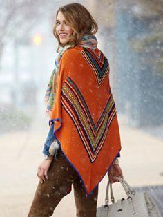 a pretty dang awesome poncho