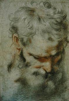 Federico Barocci (Il Baroccio), Saint Joseph, late 16th century