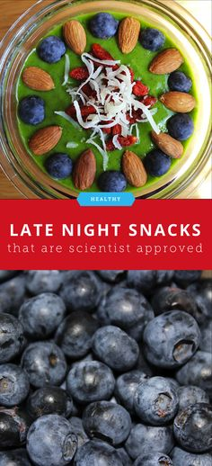 7 Snacks Scientists Say You Can Eat at Night