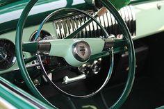 1951 Chevy Steering Wheel