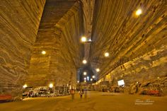The Largest Salt Mine in Europe: Visit the Place that Can Heal You While You're Feeling Like the Tiniest Person on Earth