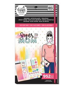 Happy Planner Accessories, Girls Accessories, Planner Stickers, Create 365 Happy Planner, Mom Planner, Creative Skills, Super Mom, Scrapbook Paper Crafts, Scrapbooking