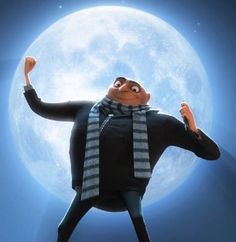 Last night I watched Despicable Me while casting on a new project and waiting for the sleeves of the cardigan to block. It occurred to me ...