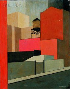 Miklos Suba - Artist, Fine Art Prices, Auction Records for Miklos Suba