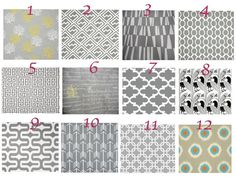 Grey Draft stopper. Grey Doors &  windows drafts  stopper. mix  match. handmade. Select your size and pattern by TwistedBobbinDesigns on Etsy