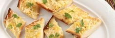 How to make garlic bread immortal