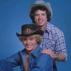 Dukes of Hazard - Bo & Luke