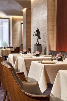 Park Hyatt Milano - #Michelin starred #Restaurant VUN