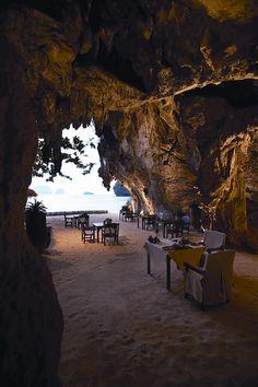 Rayavadee Krabi Thailand