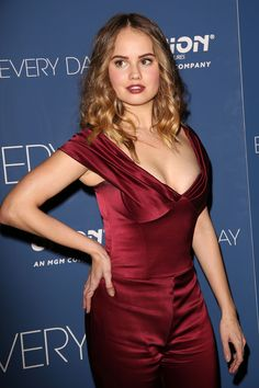 "Debby Ryan at the ""Every Day"" New York Screening at Metrograph, New York City (20 February, 2018)"