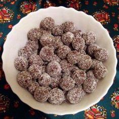 Zabpelyhes kókuszgolyó diétásan Recept képpel - Mindmegette.hu - Receptek
