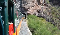El Chepe Train Tunnel    |   http://www.journeymexico.com/itinerary/copper-canyon-hiking-tour