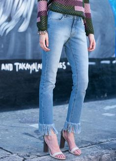 Estilo Boho, Jeans Skinny, Bell Bottoms, Bell Bottom Jeans, Casual, Pants, Products, Fashion, Fringes