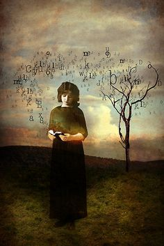 """The Letters"" by Catrin Welz-Stein 