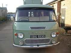 1968 COMMER AUTO SLEEPER VERY RARE AUTOMATIC 34000MLS | eBay
