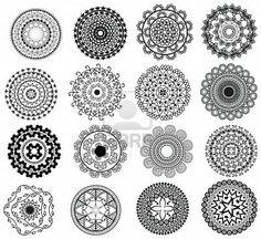 Cool mehndi mandala designs