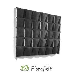 Architectural Grade Vertical Gardens for Professional Plant Wall Installations The Florafelt Pro System is a high quality patented vertical garden solution that uses water wicking Florafelt Grow St…