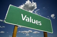 High self esteem requires that you have clear values and virtues to which you have committed. Your values lie at the core of your personality. Top performers are very clear about who they are and what they stand for.