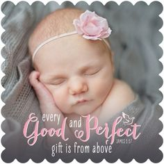 Good and Perfect - Baptism, Christening Invitations - Sarah Hawkins Designs in Princess Pink