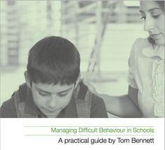 Top tips for school workers on managing difficult behaviour by @tombennett71 https://www.unison.org.uk/upload/sharepoint/On%20line%20Catalogue/22970.pdf…