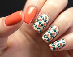 Nail Polish Society: Tiptoe Through the Tulips With MoYou Stamping