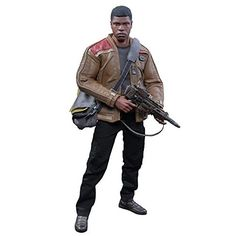 Hot Toys HT902625 1:6 Scale Finn Star Wars The Force Awakens Figure