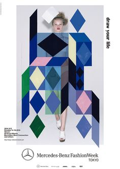 『Mercedes-Benz Fashion Week TOKYO 2014 S/S』長嶋りかこ