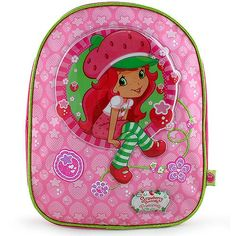 Strawberry Shortcake backpack Toys For Less 39dd6080aa59f