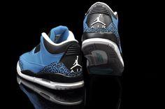 Air Jordan Powder Blue 3s