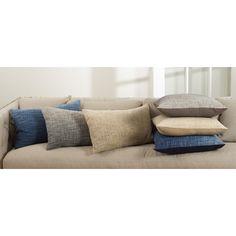 Found it at Wayfair - Lancaster Ombre Cotton Lumbar Pillow