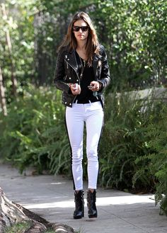 Let These Top Models Inspire Your Off-Duty Style