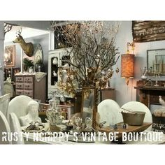 Pretty spaces Vintage Boutique Xenia OH