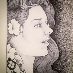 """Fun drawing I've been doing in my #sketchbook #doodle #drawing #art #artist #ink #instagood #illustration…"""
