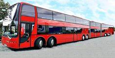 https://flic.kr/p/dtLLQ2 | Super Monster / Be Articulated Double Decker Special Buss