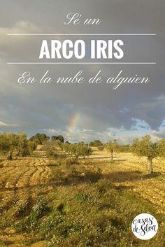 Ayer un precioso Arco Iris nos hizo este guiño Parcela de cultivos de #olivos #centenarios #ecológicos Casas de Selva en el paraje de Los Estrechos de la Sierra de Salinas, Yecla (Murcia) .Situados en las zonas de menor pendiente y por debajo los 725 mts., estando rodeados también de nuestros almendros, viñedos y algún frutal como las higueras. #aove #evoo #organic #gourmet #naturaleza #paisaje