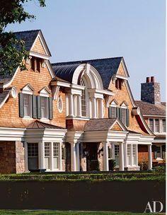Classic Shingle Style Home