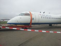 Croatia DH8D, no injuries.